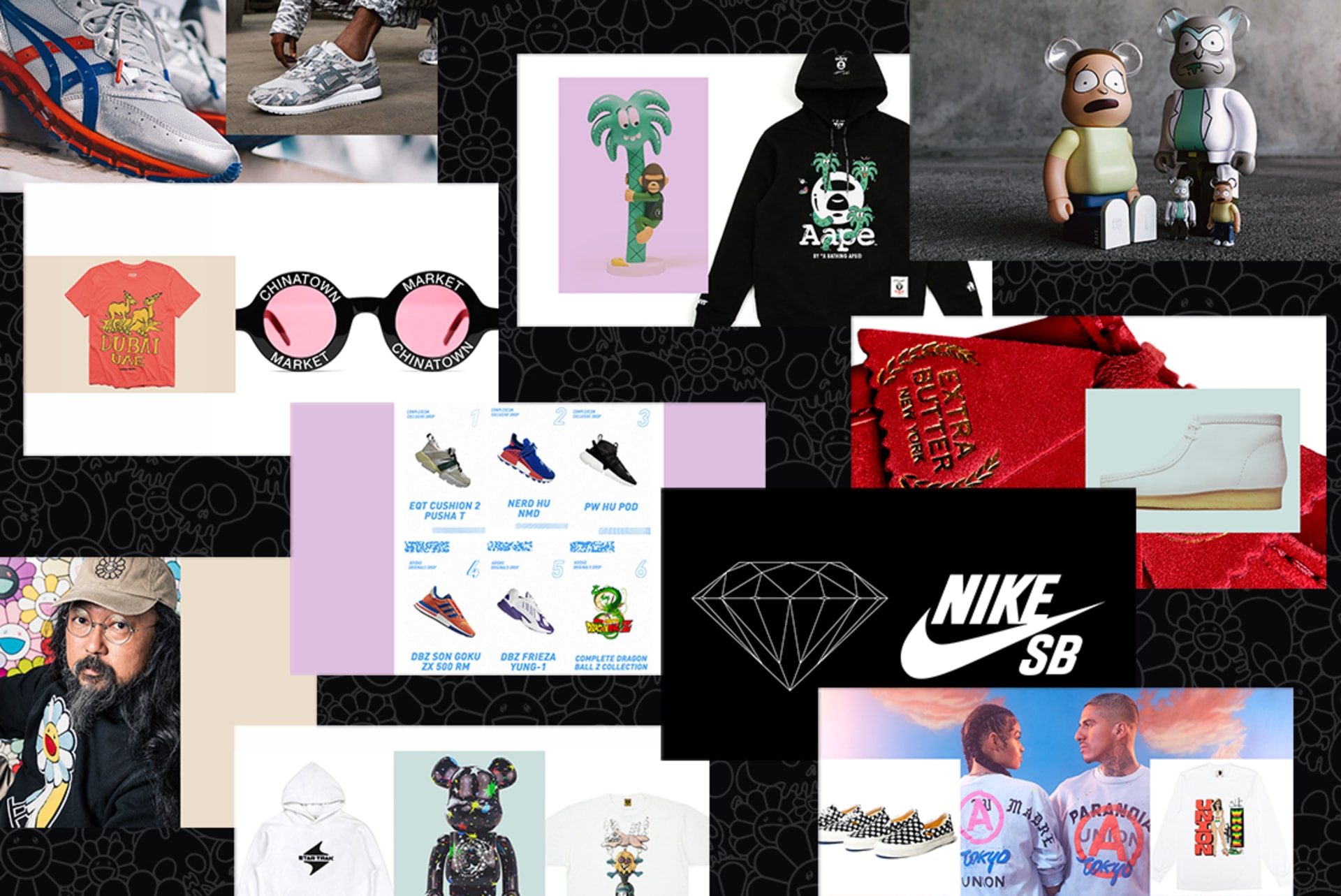 complexcon brands style