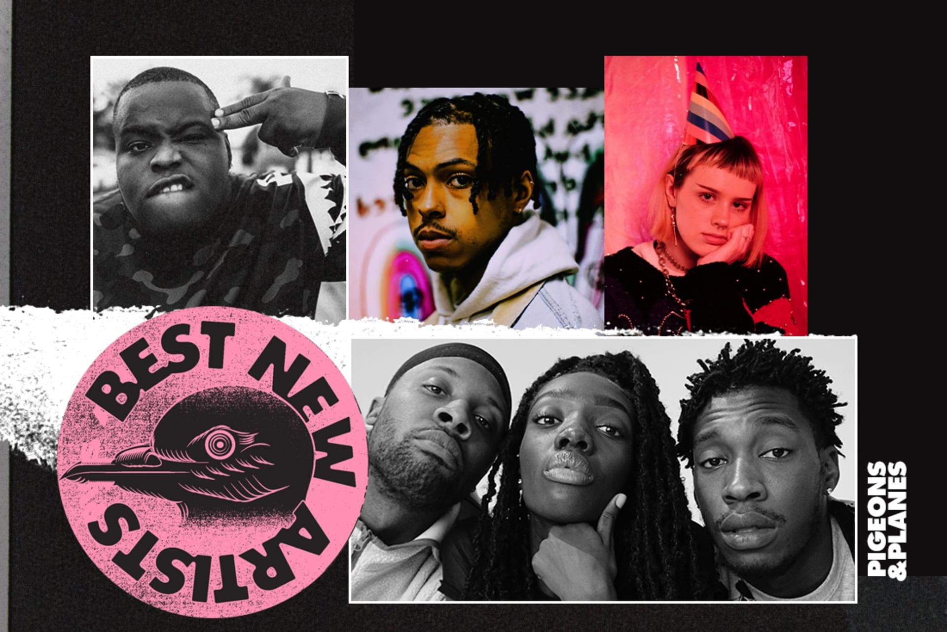 Best New Artists December 2020