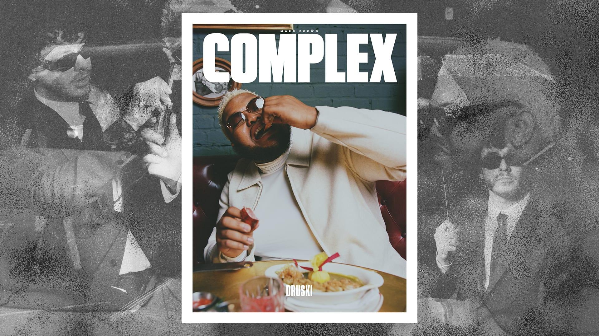 Druski Complex cover