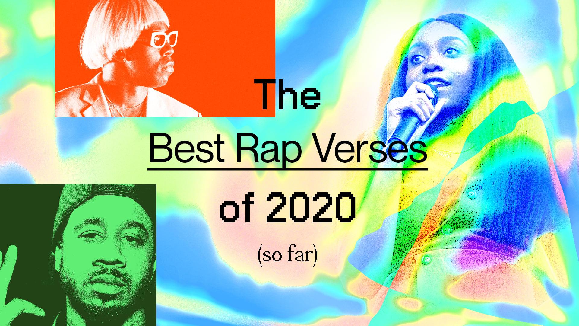 Best Rap Verses of 2020 (So Far)