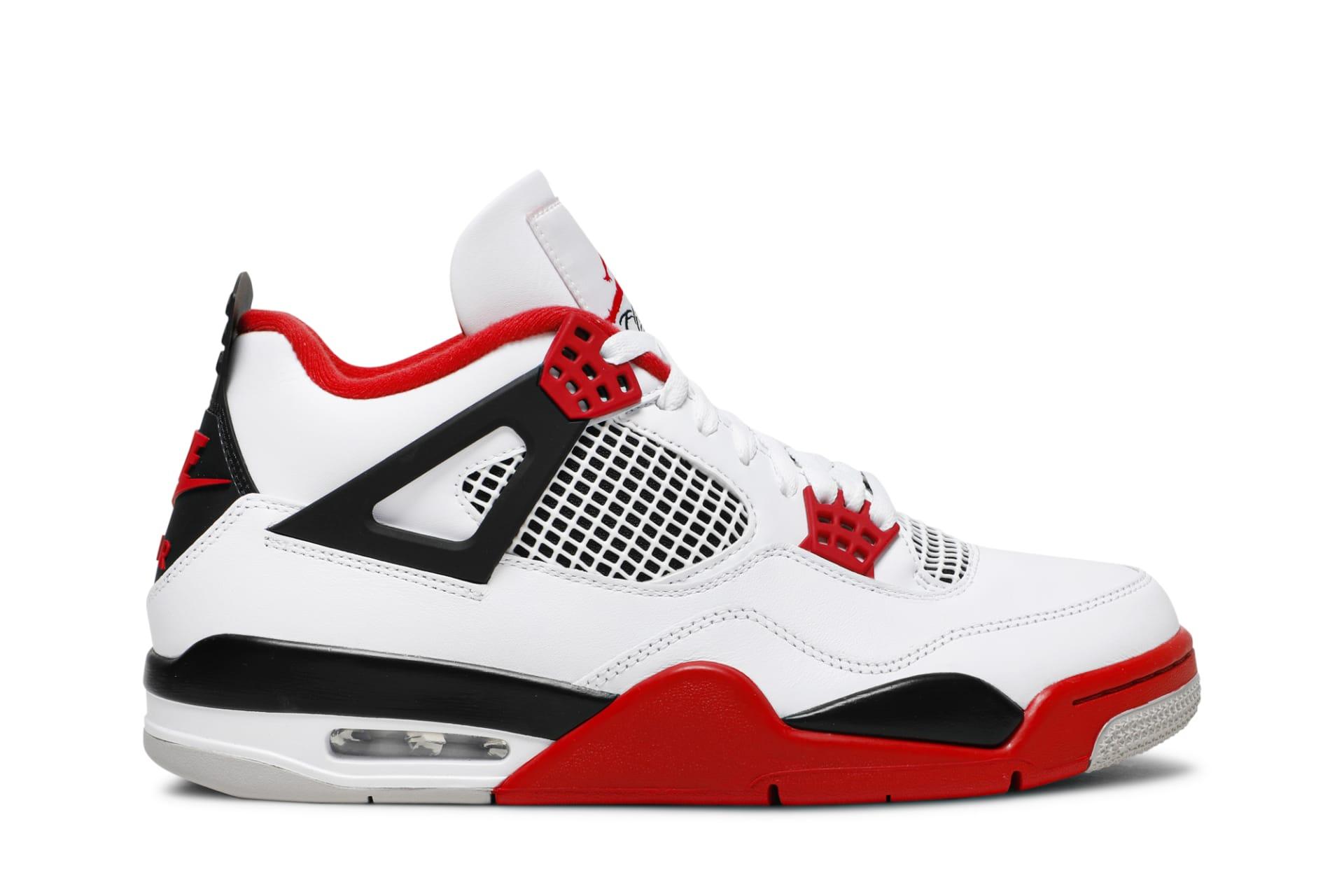 Air Jordan Fire Red