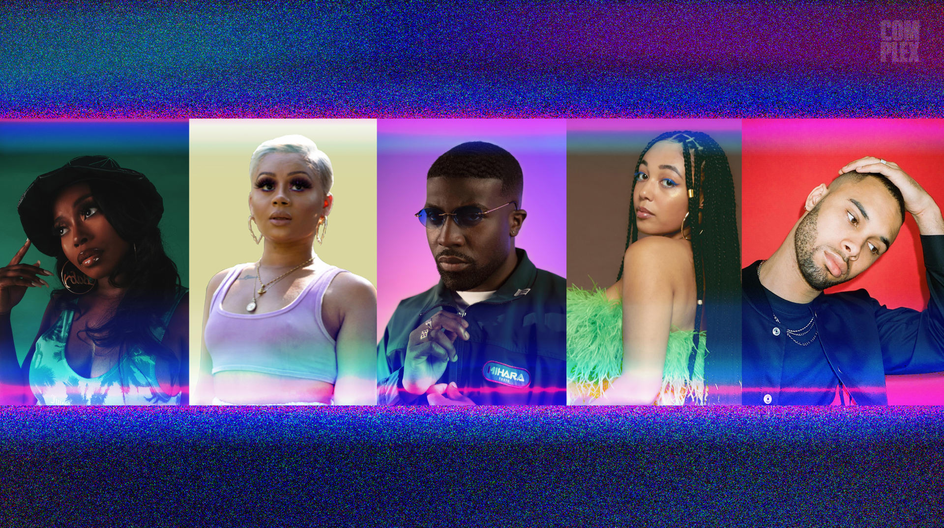 uk r and b artists to watch in 2021