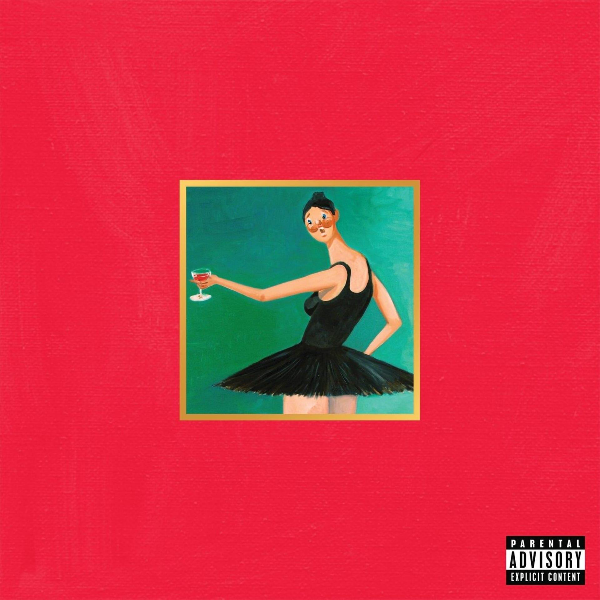 Kanye West 'My Beautiful Dark Twisted Fantasy'