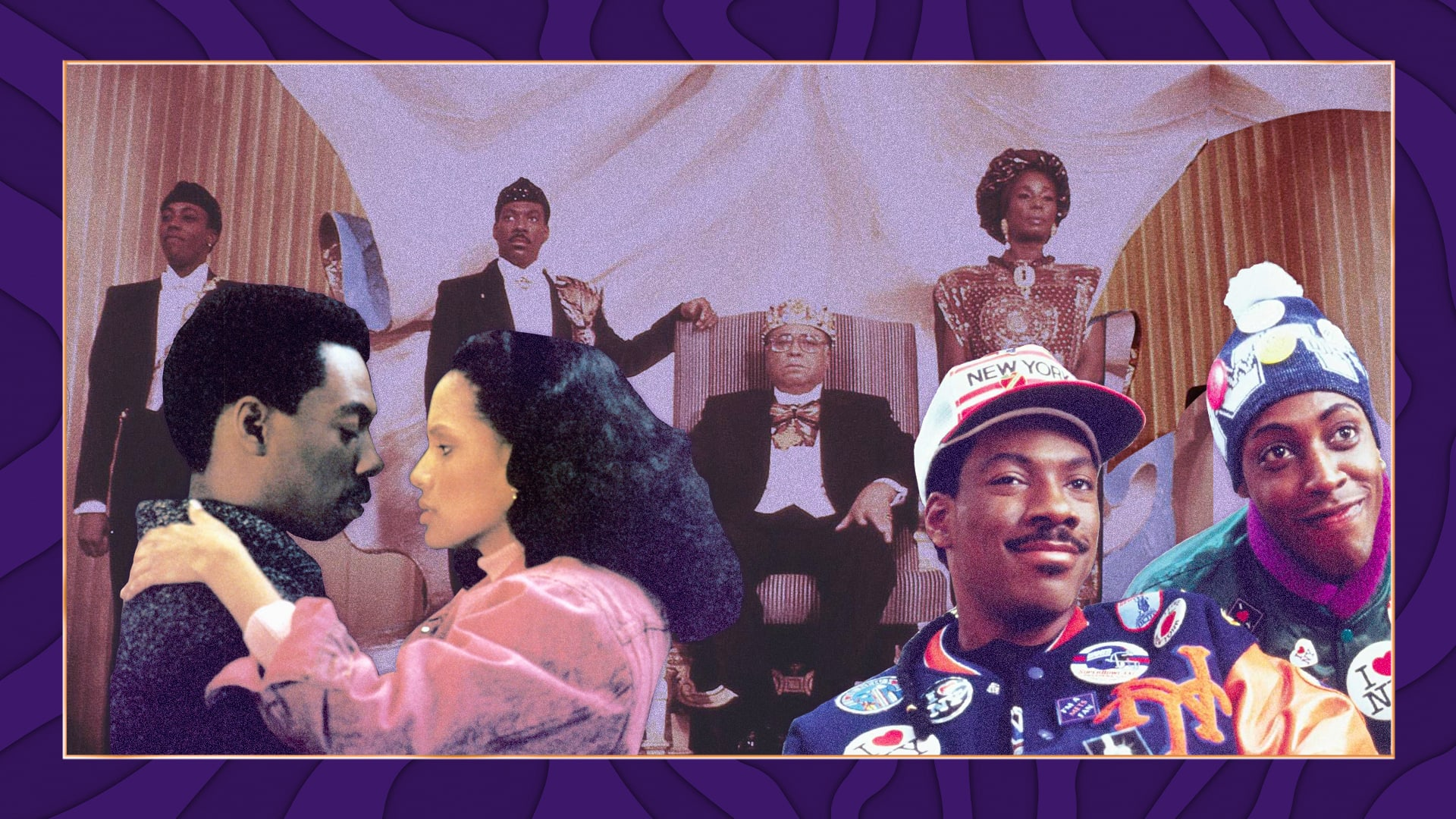 Coming to America Header Image