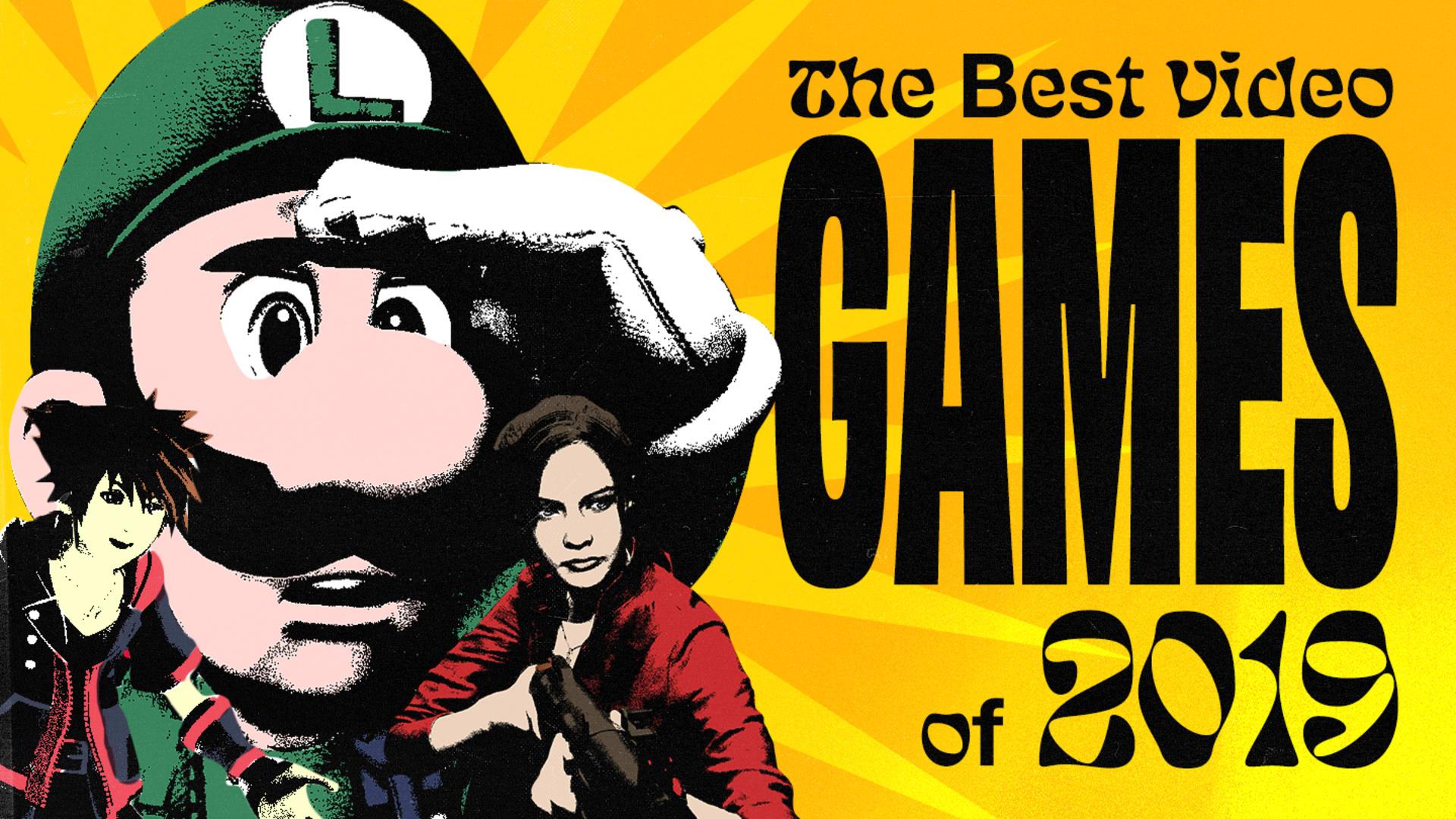 Best Video Games of 2019