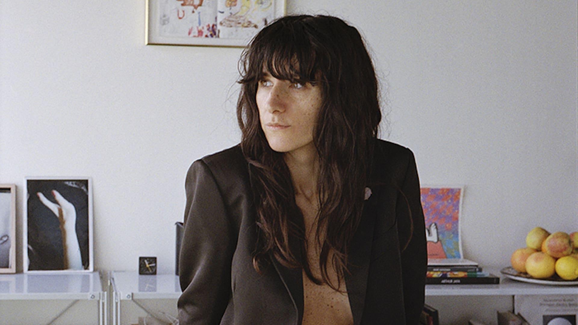 Oana Stanescu Portrait By Rachel Israela