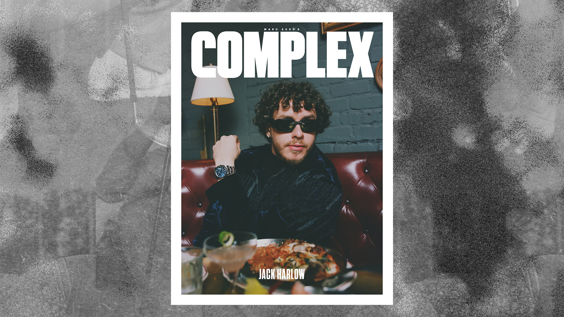 Jack Harlow Complex cover