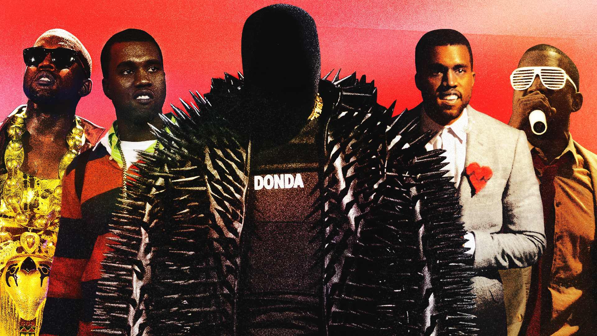 Kanye West's Albums, Ranked Worst to Best