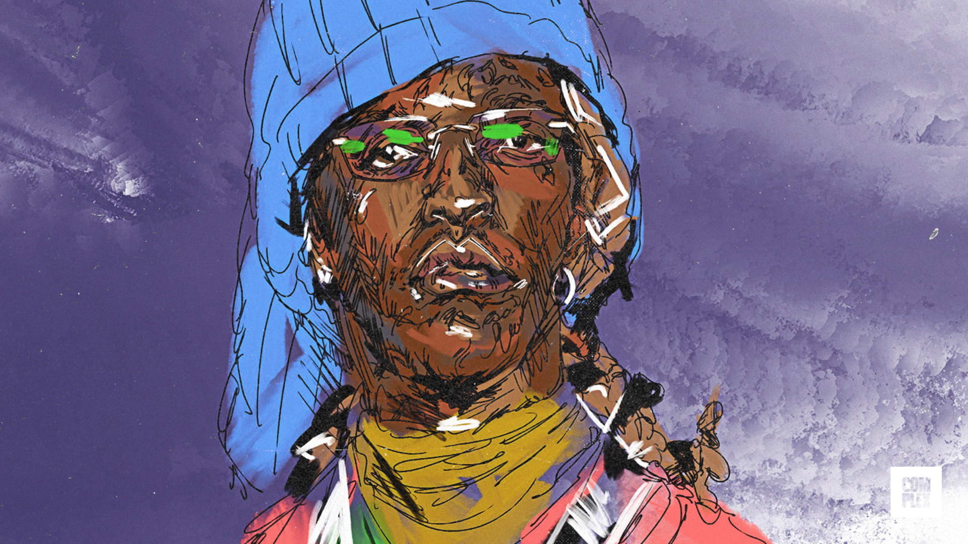 Young Thug: Complex's Best Rappers in Their 20s