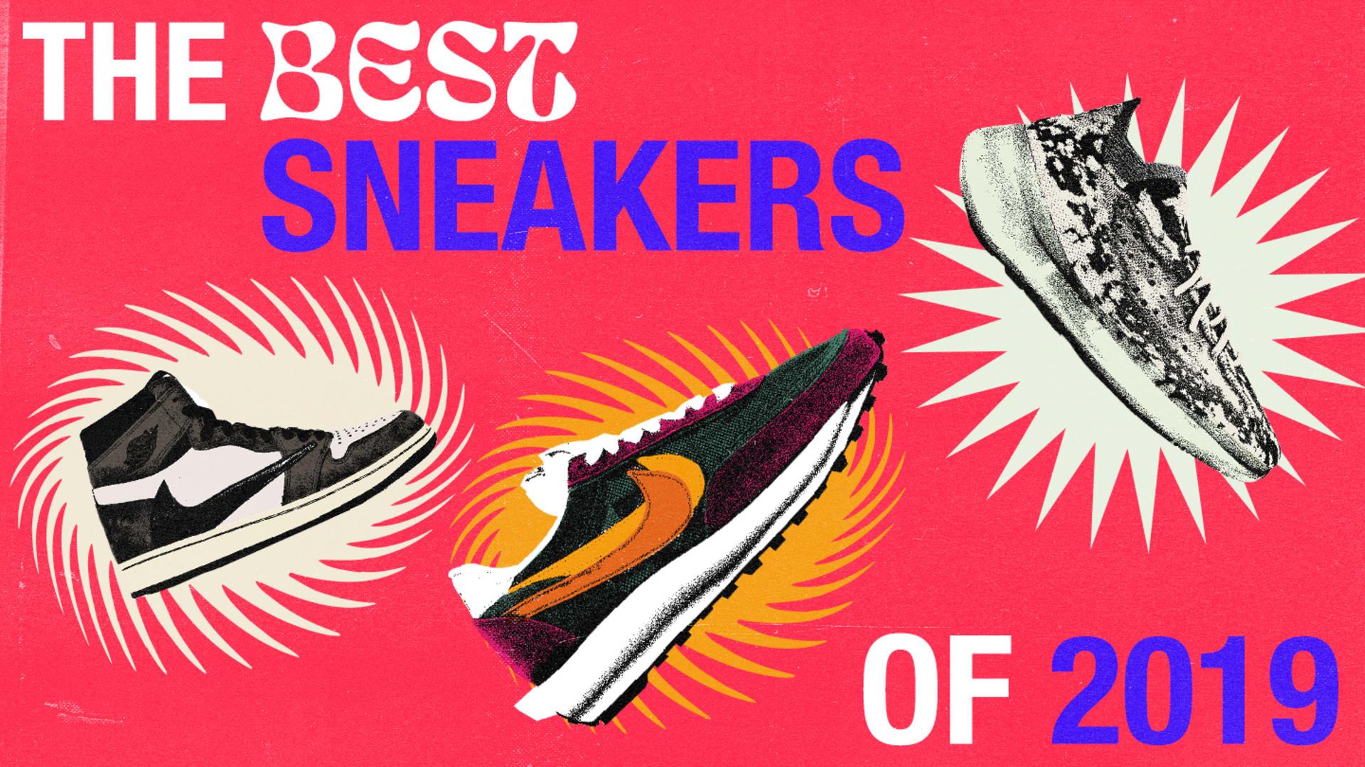 Best Sneakers of 2019