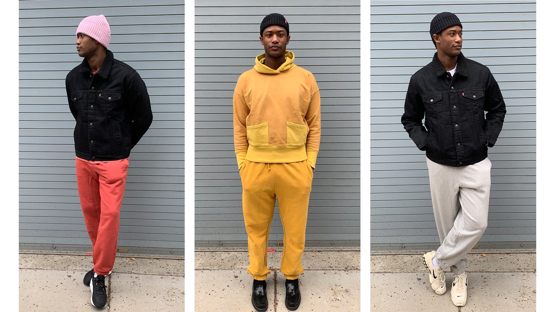 Levi's Red Tab™ Sweats Collection