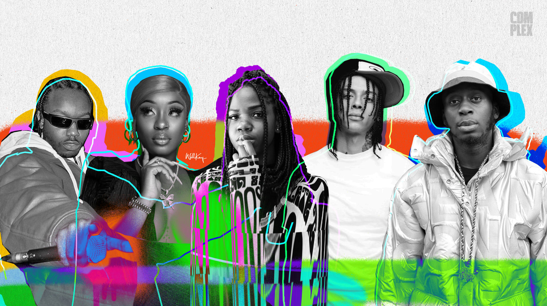 21 uk rappers to watch in 2021