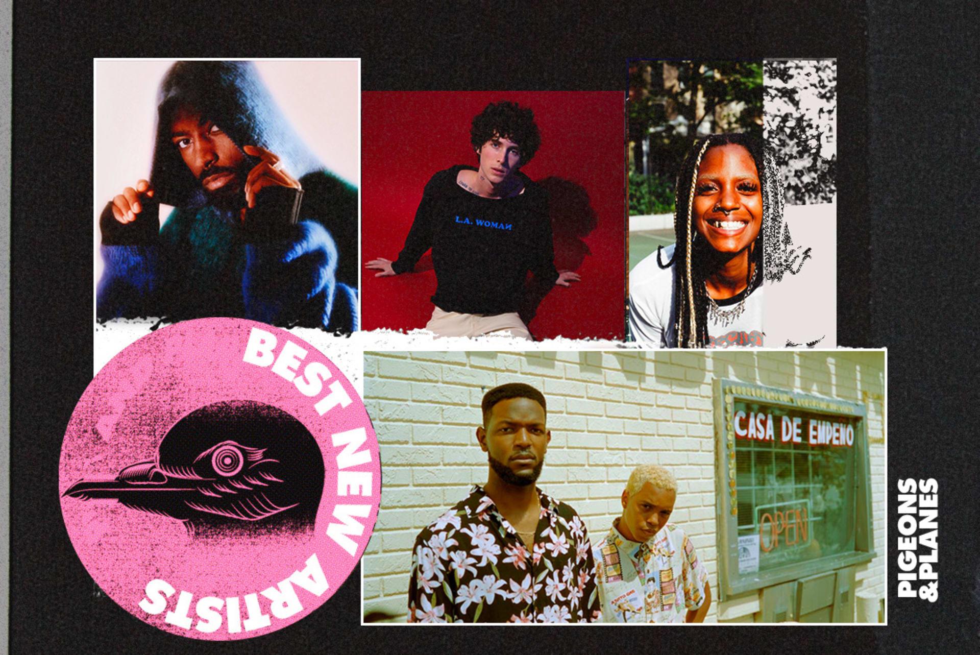 Best New Artists August 2021
