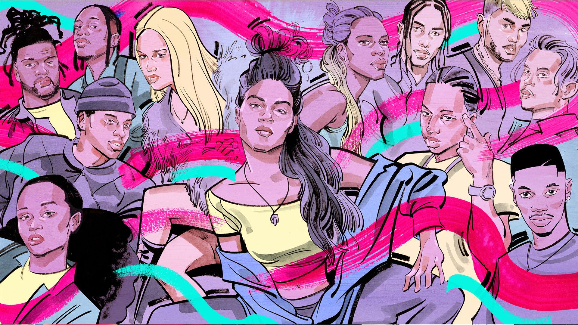 20 cdn artists
