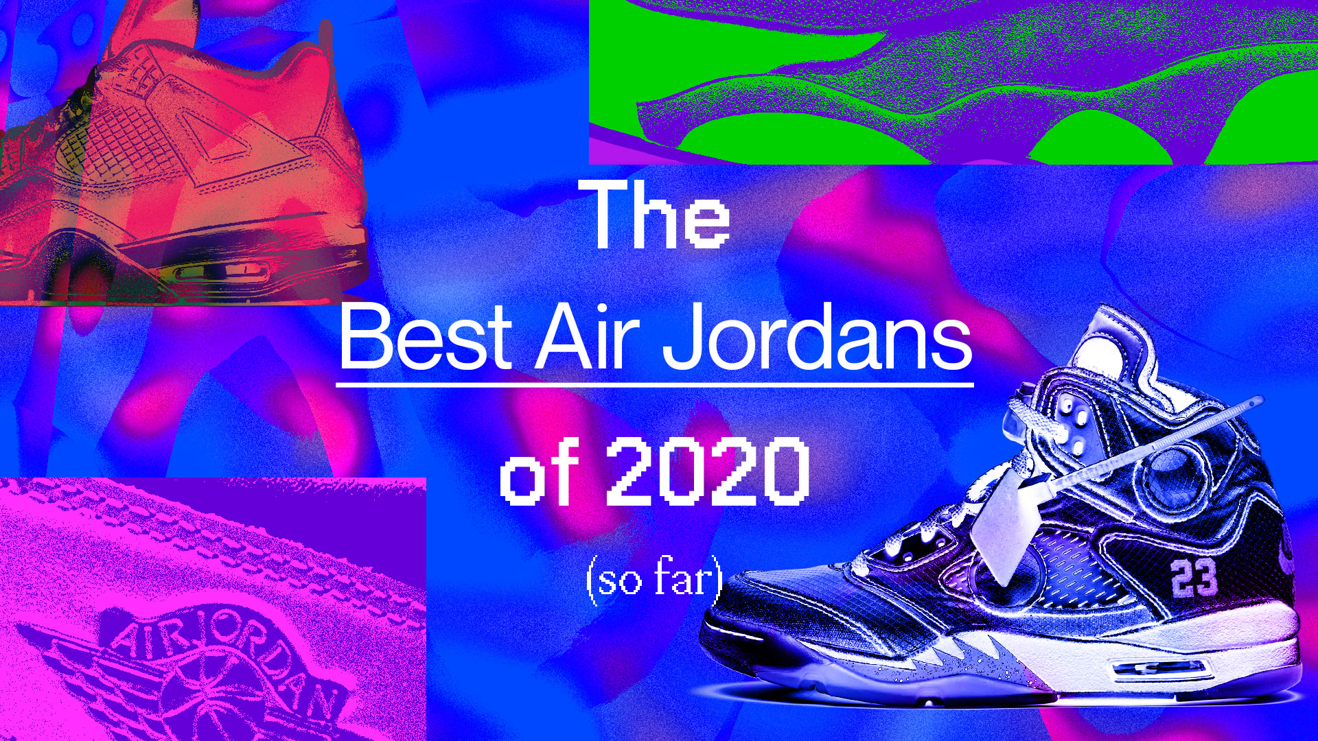 Best Air Jordans of 2020