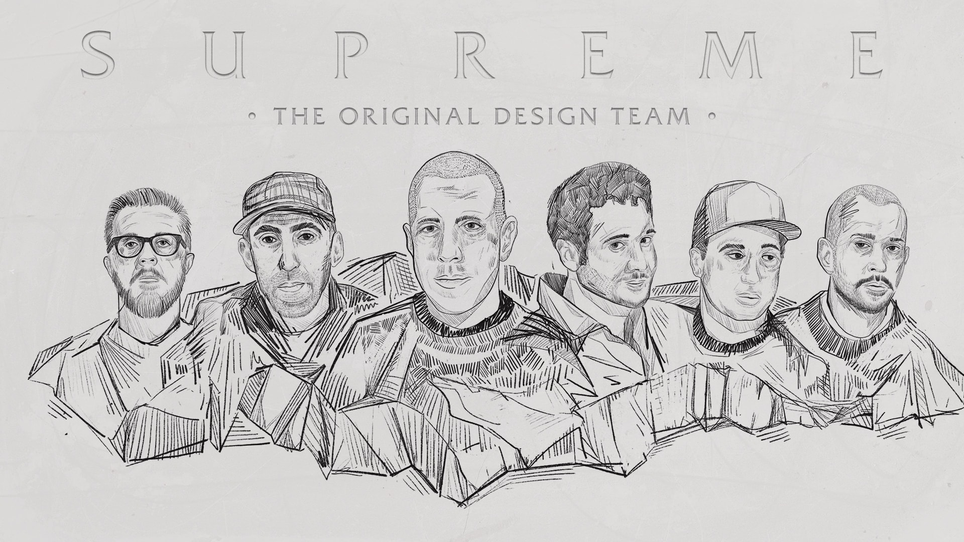 Supreme: The Original Design Team