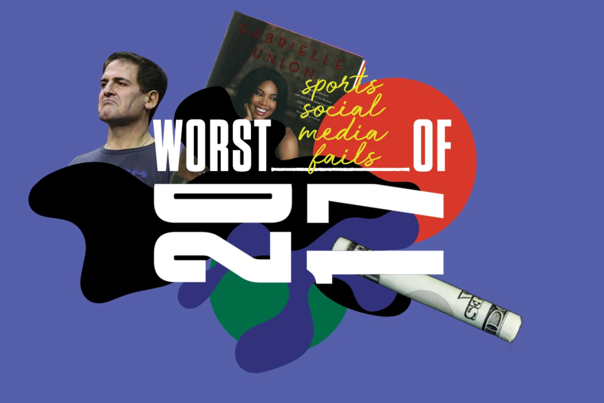 Worst Sports Social Media Fails 2017