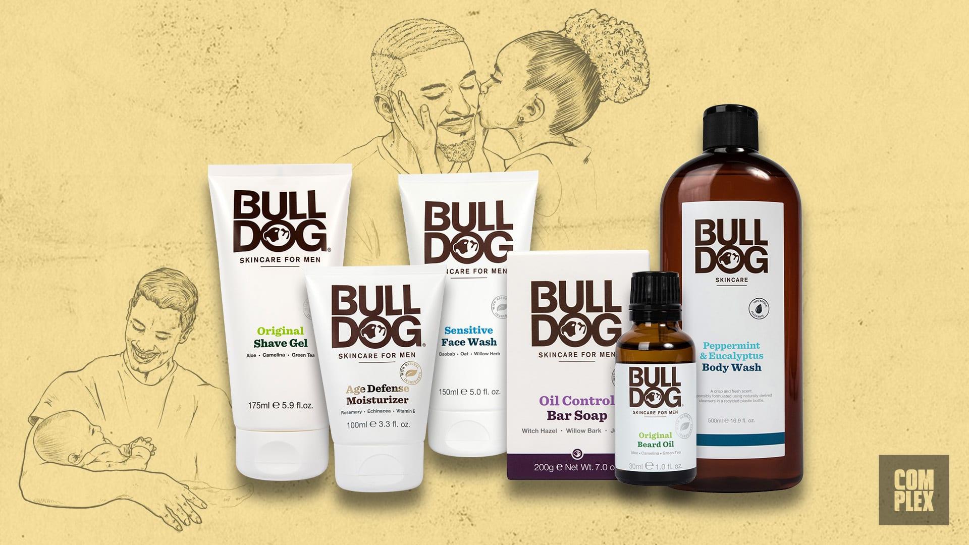 Bulldog Skincare Father's Day Lead