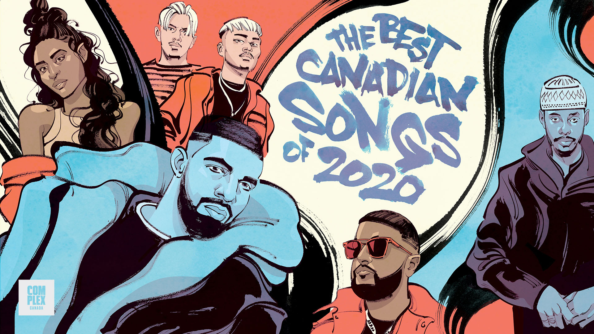 best canadian songs 2020 drake nav mustafa manila grey jessie reyez