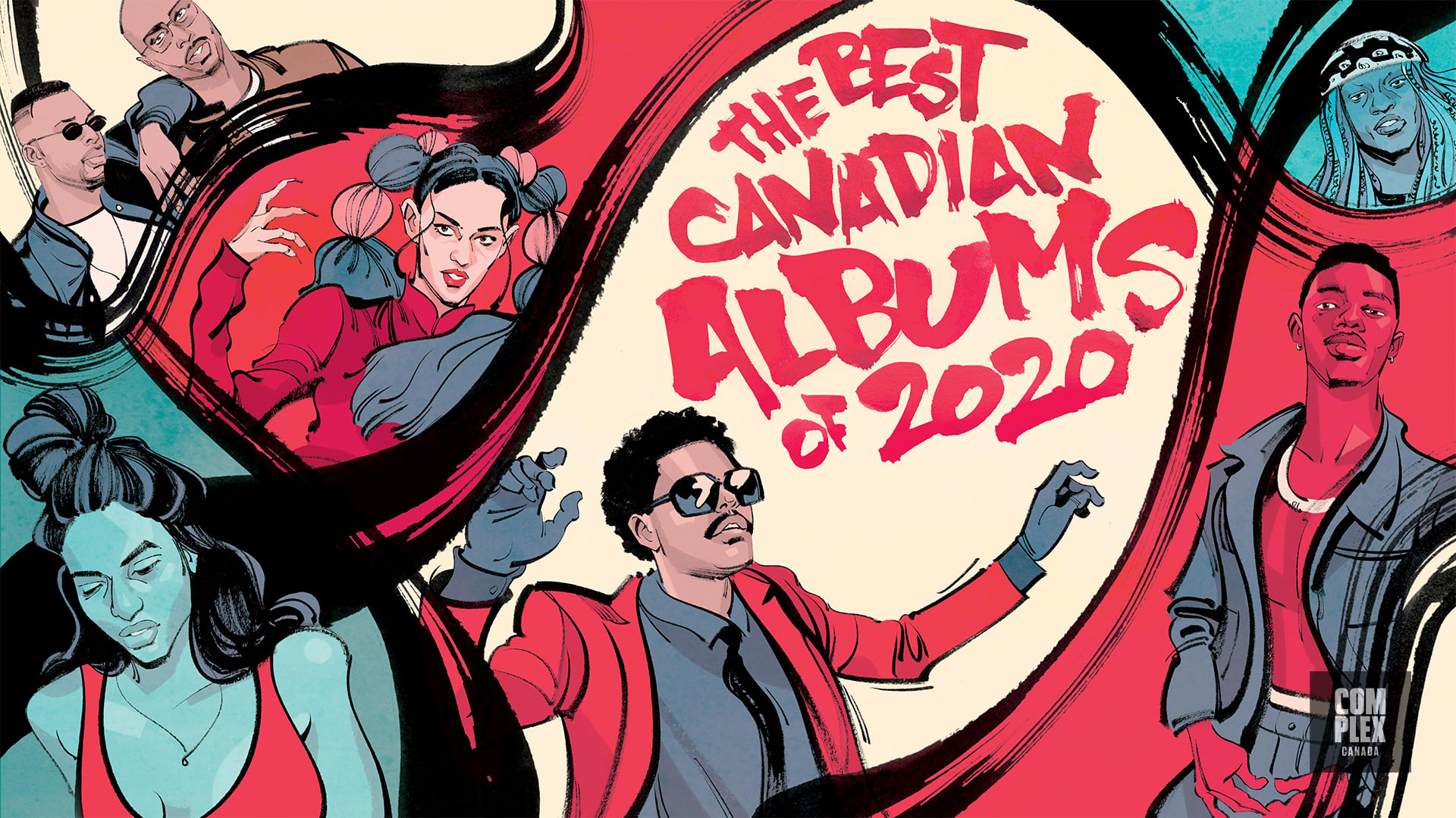 best-canadian-albums-2020-the-weeknd-dvsn-jessie-reyez-tobi-grimes-backxwash
