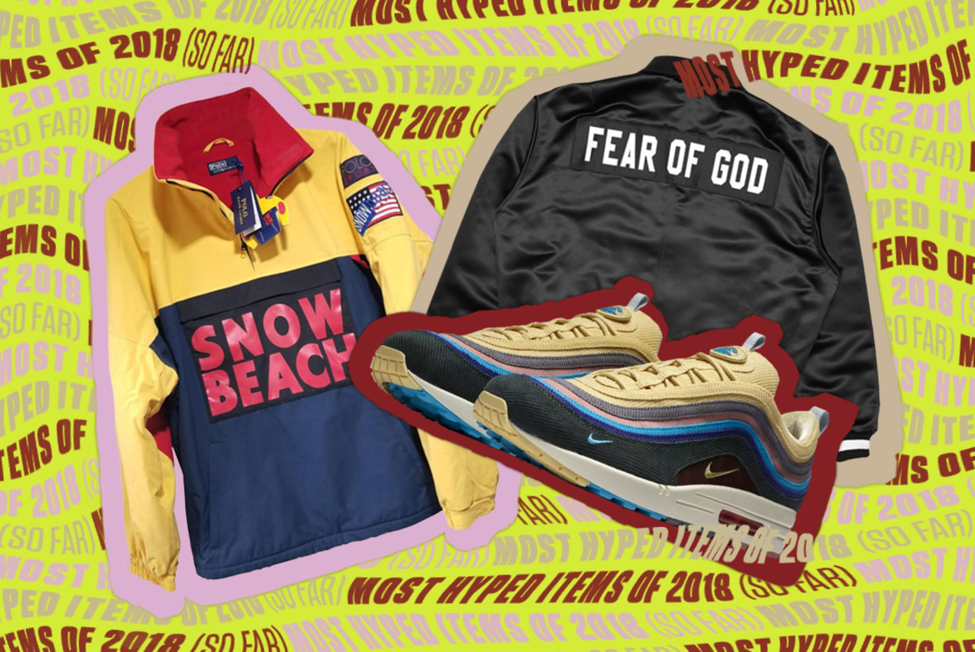 Most Hyped Items of 2018 (So Far)