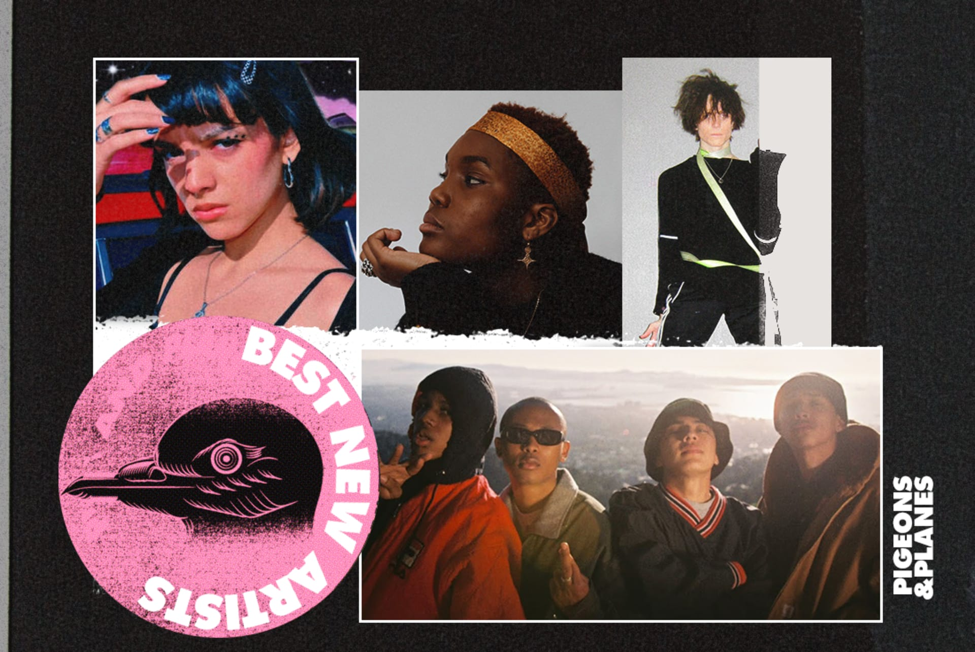 best new artists april