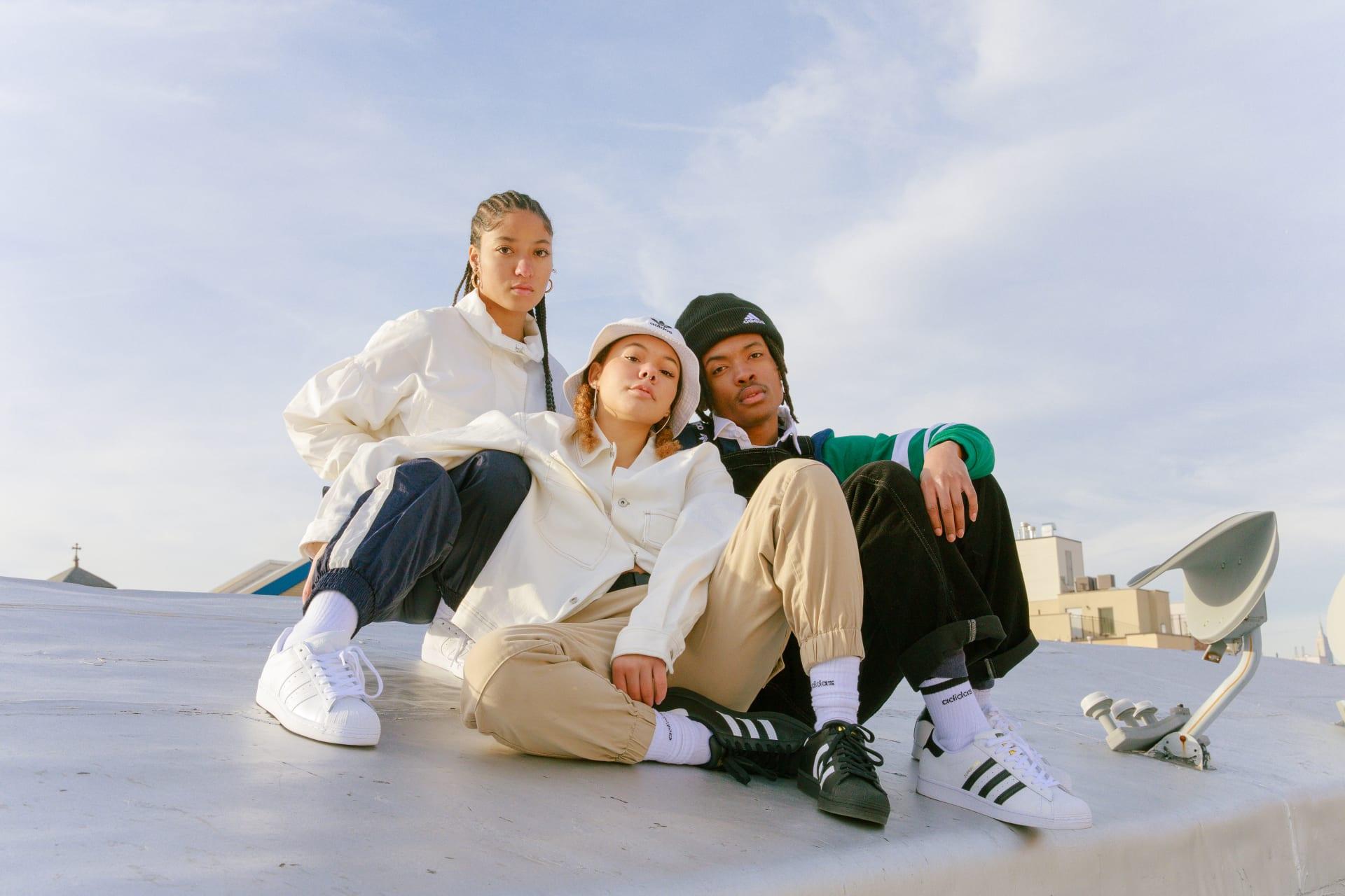 Adidas Superstar Style Lead