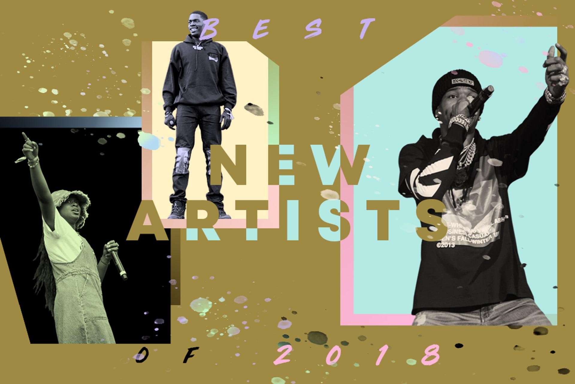 best new artists 2018 complex