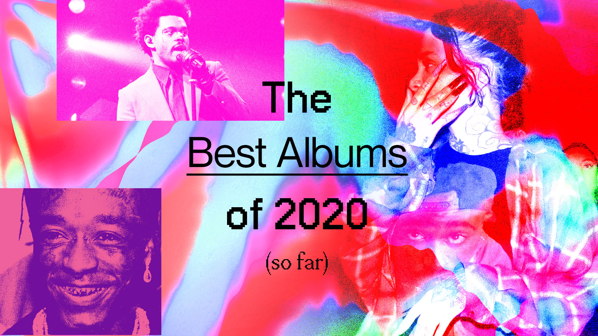 Best Albums of 2020 (So Far)