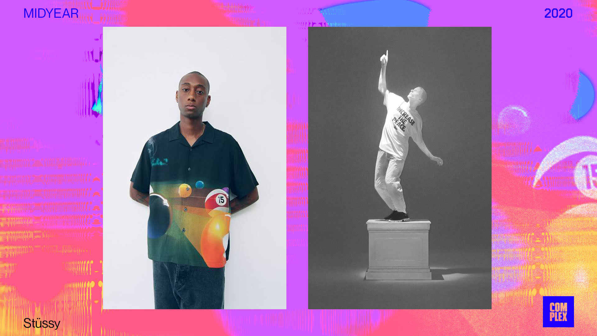 Stussy Complex Best Brands of the Year So Far 2020