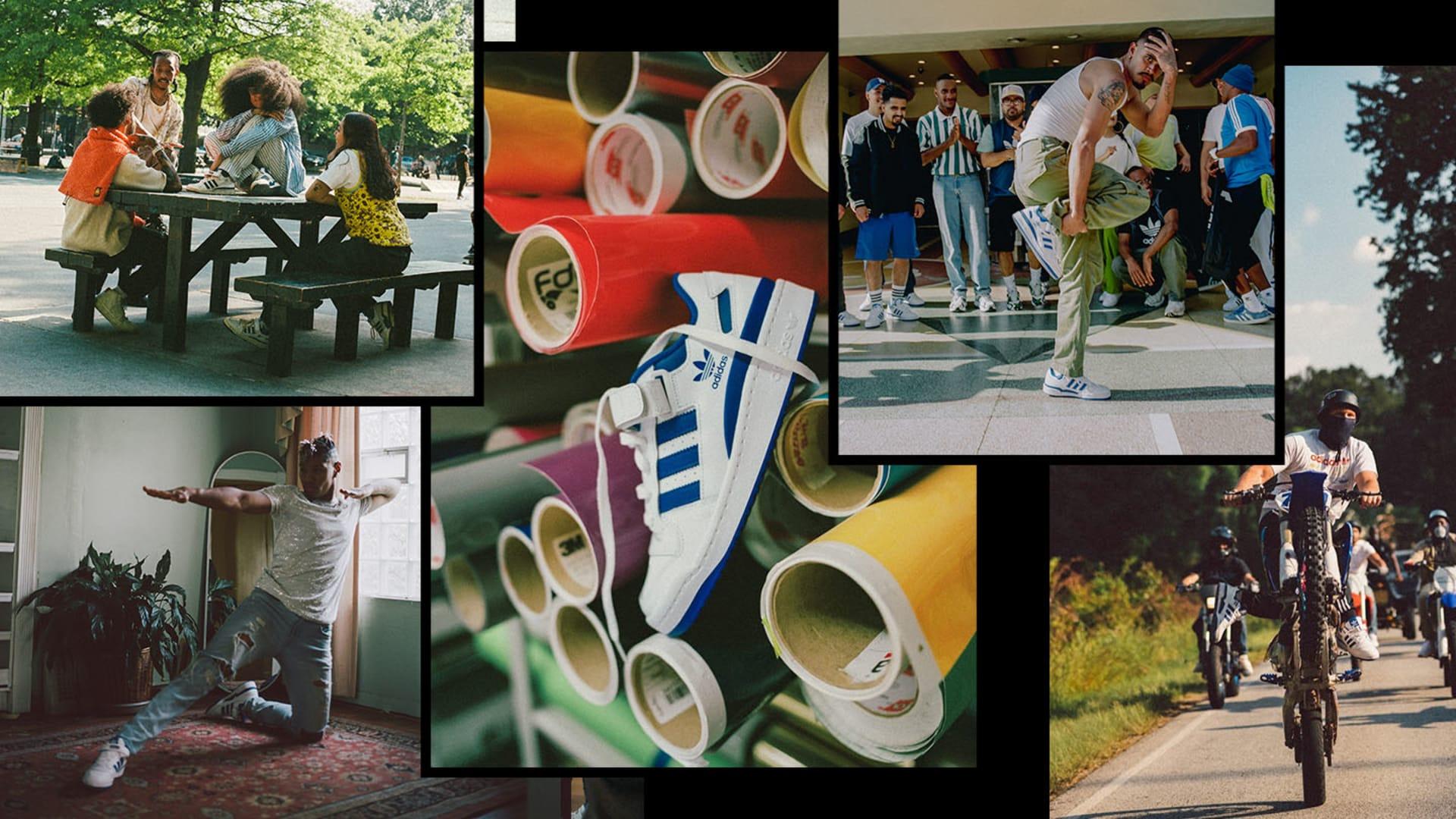 Adidas Forum Subcultures