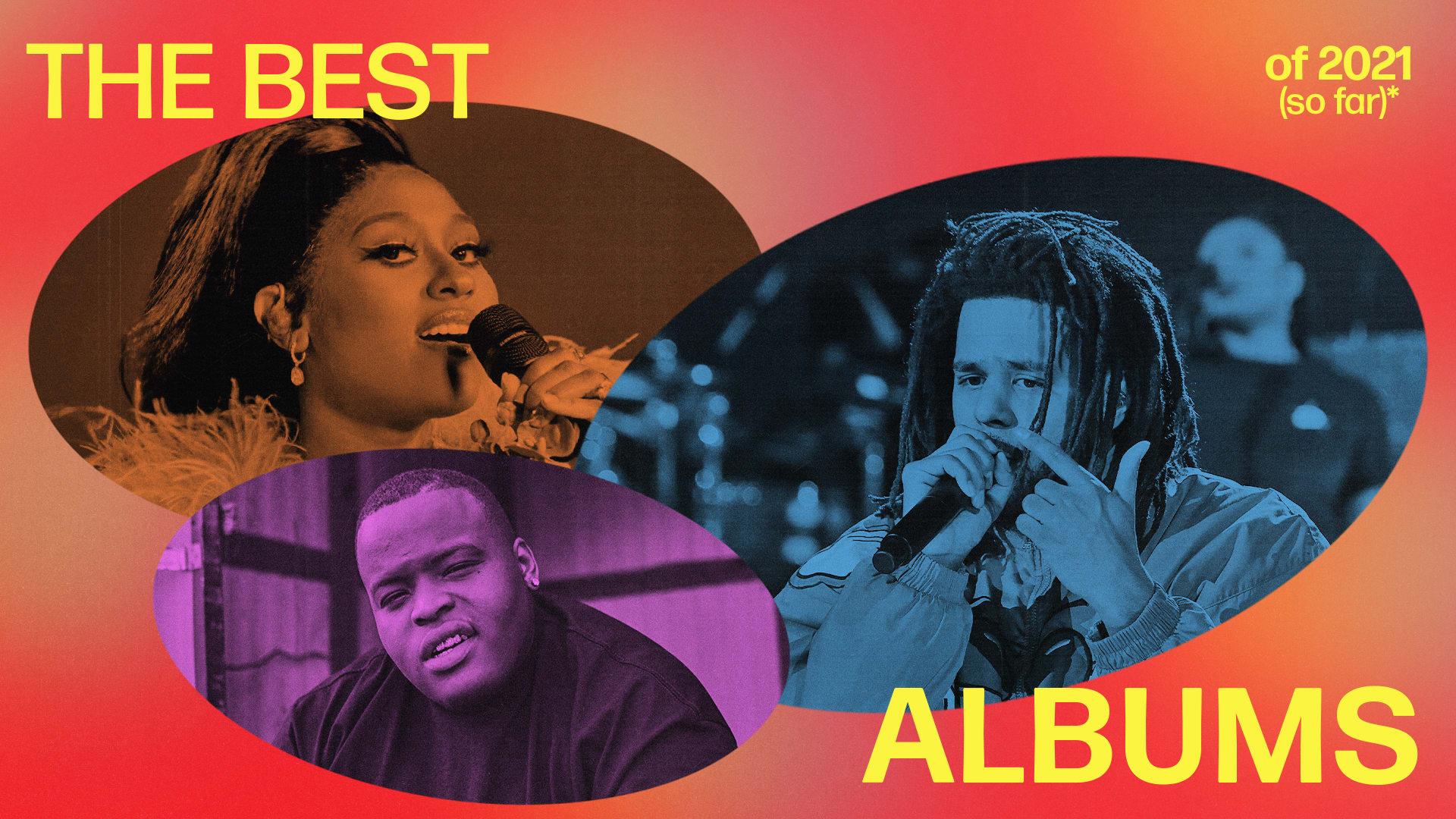 Best Albums of 2021 (So Far)