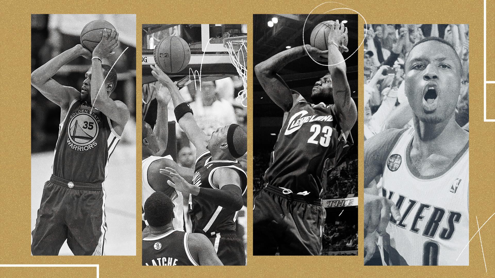 NBA Iconic Moments