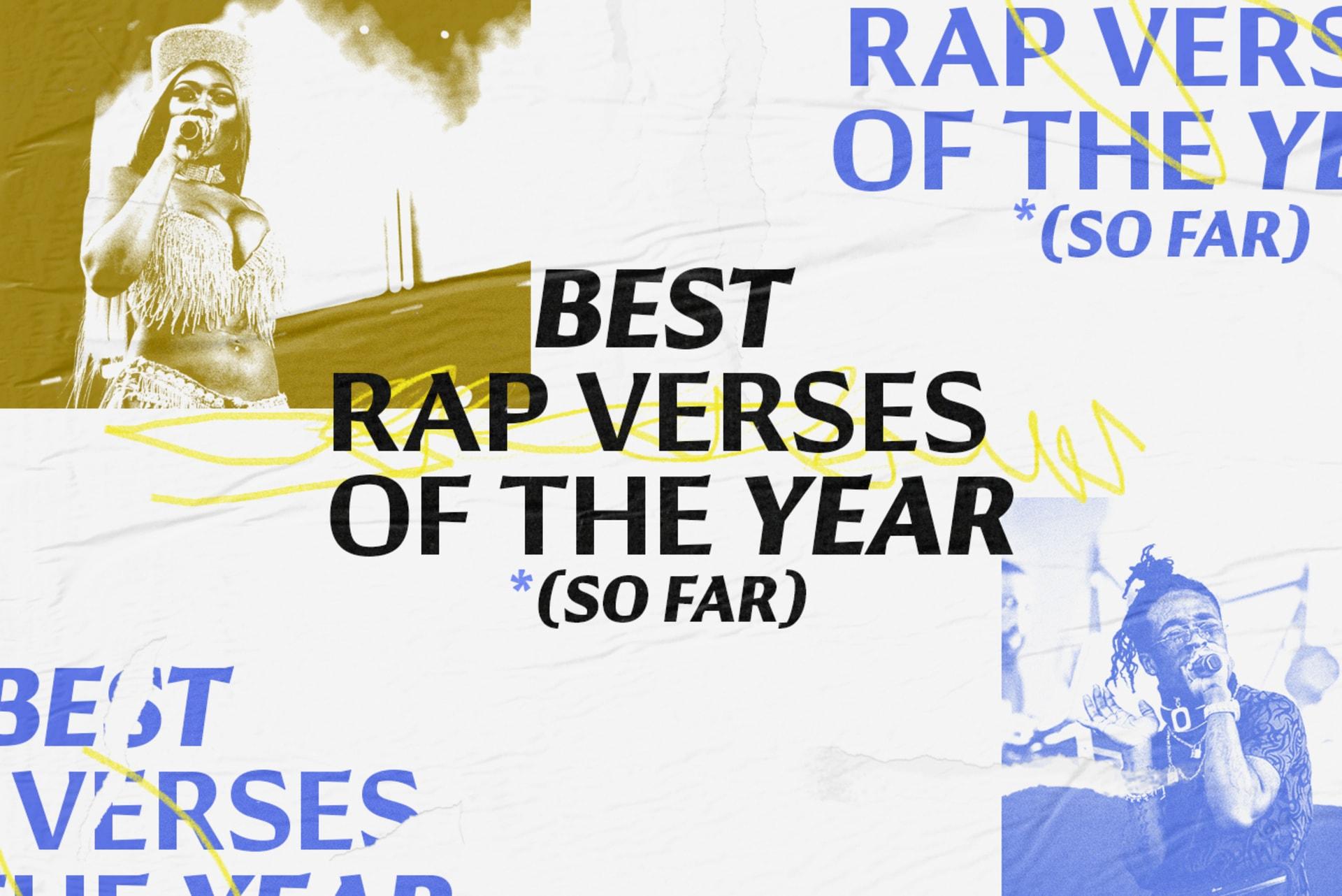 Best Rap Verses of 2019 (So Far)