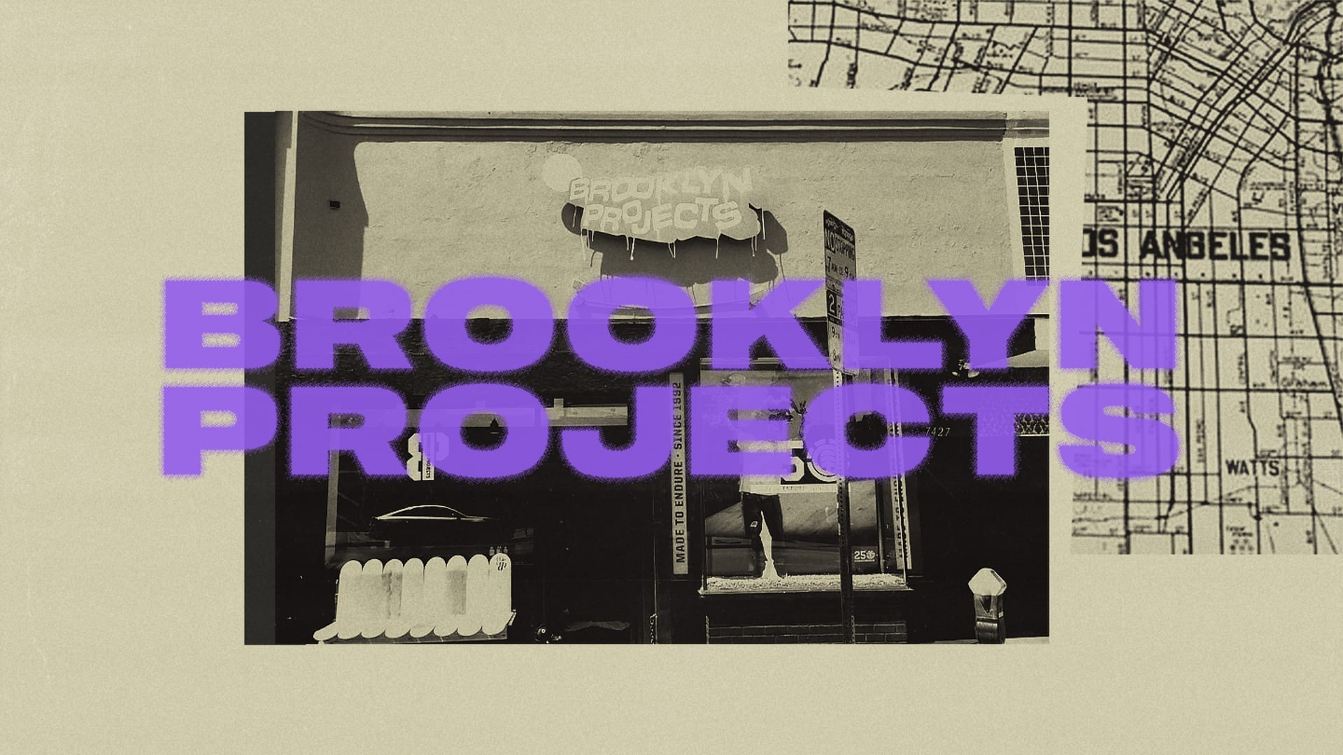 Pioneering Streetwear Stores 'Brooklyn Projects'