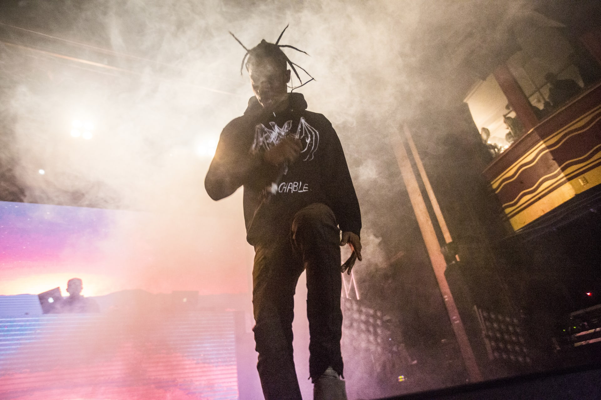 Travis Scott S Days Before Rodeo Collaborators Reflect On