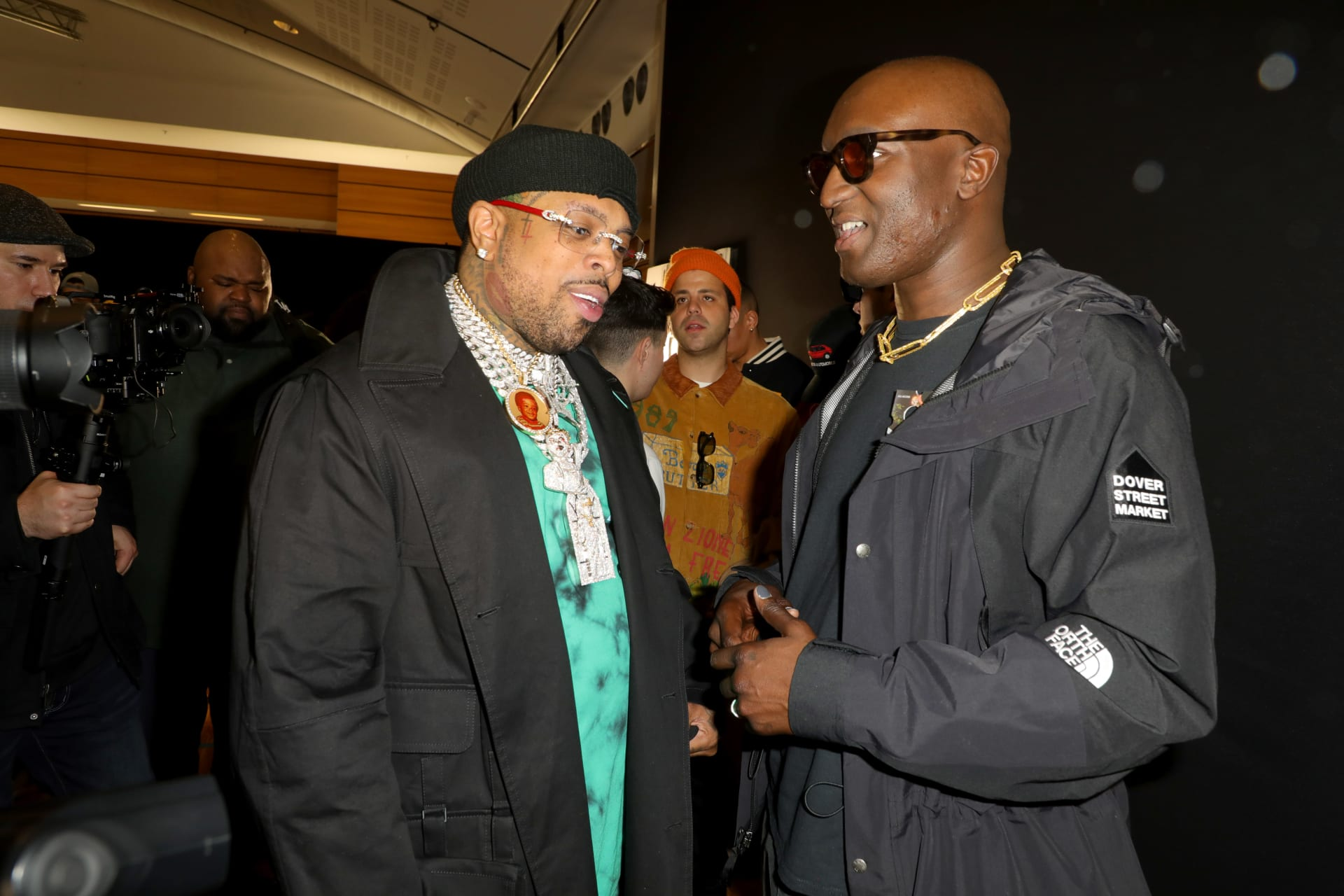 Westside Gunn Off White Virgil Abloh Paris Fashion Week Fall 2020