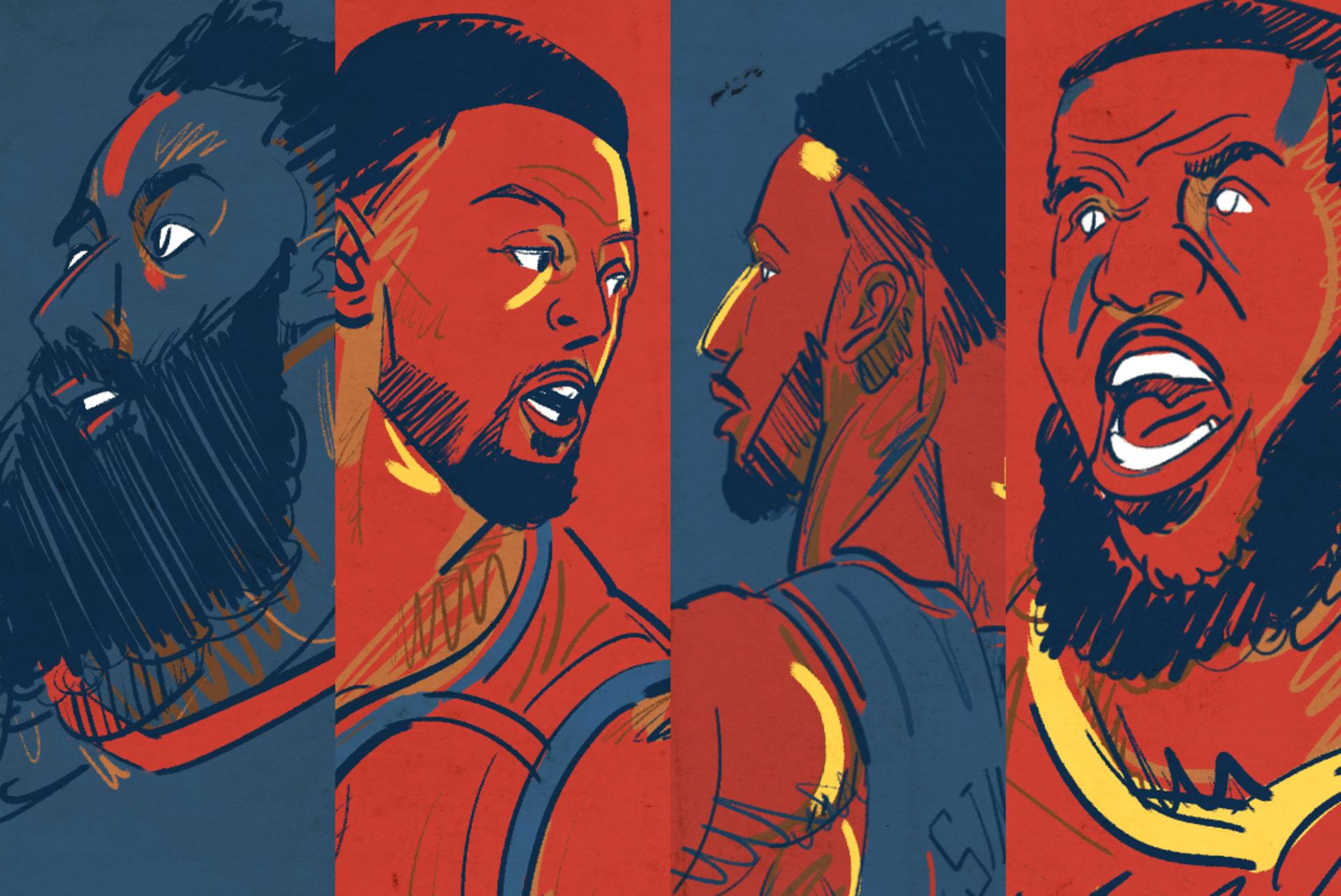 NBA Playoff Preview 2018 Complex Original 1