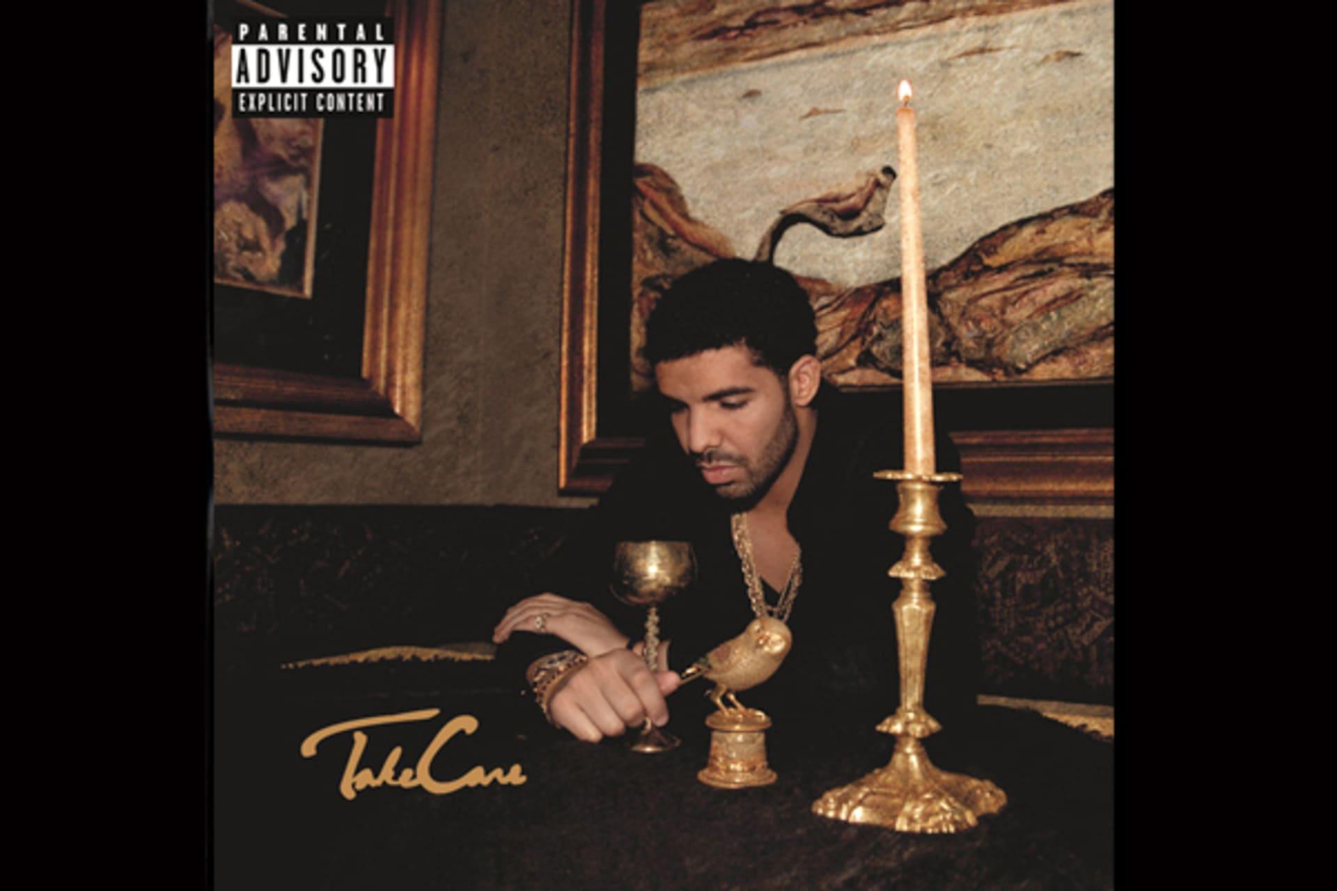 drake album ranked take care