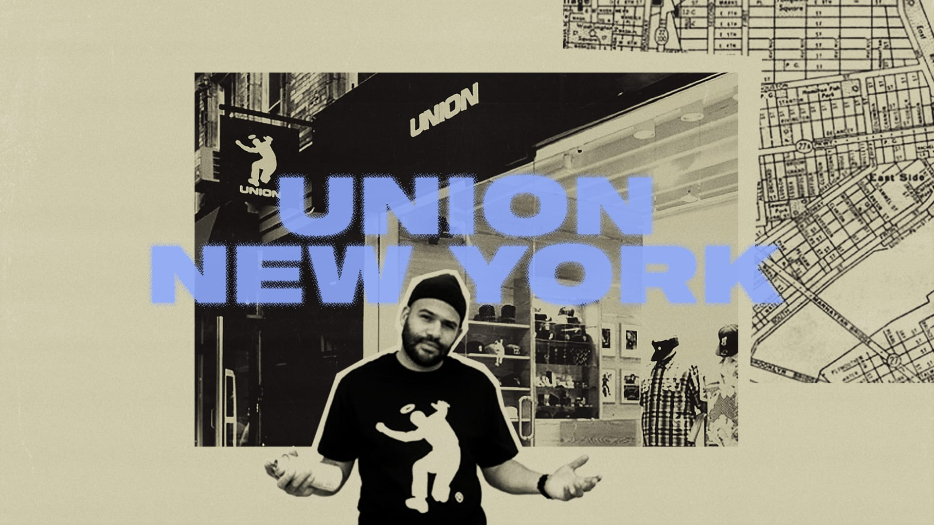Pioneering Streetwear Stores 'Union'