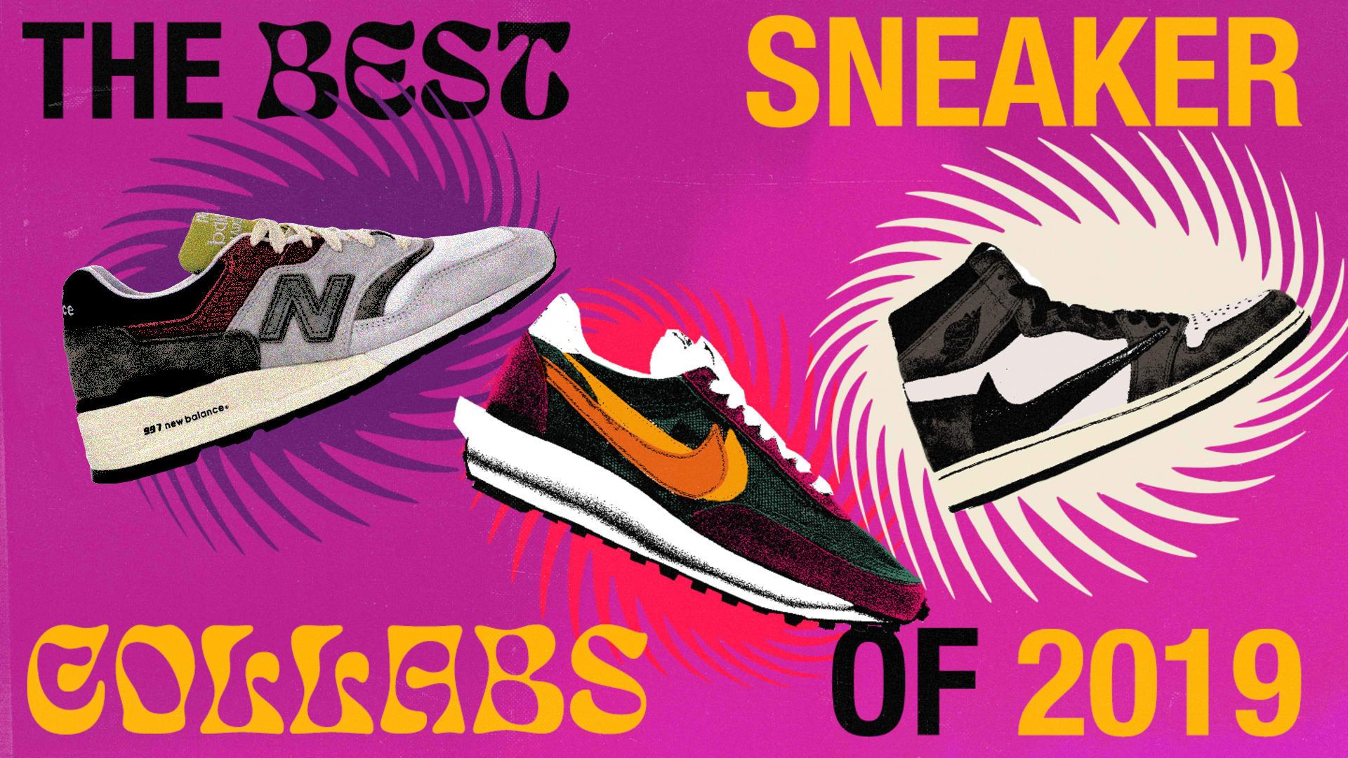 Best Sneaker Collabs 2019