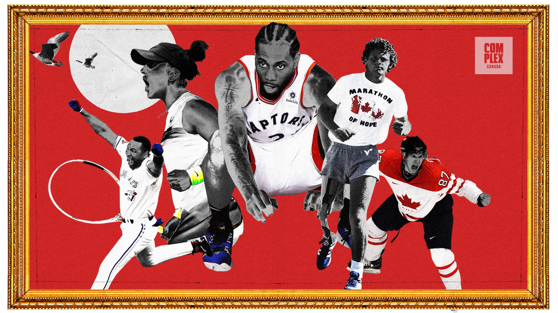 best canadian sports moments