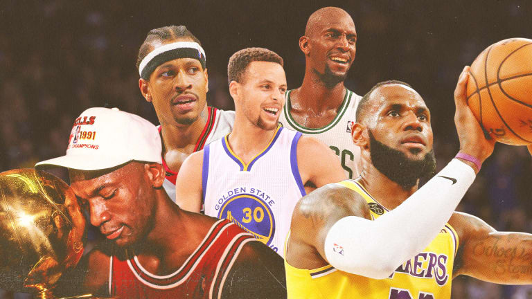 Best Nba Players Of All Time The Top 30 Players Ranked Complex
