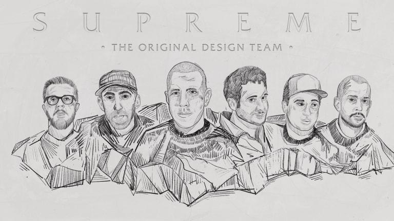 Supreme S Original Design Team How The Brand Came To Be Complex