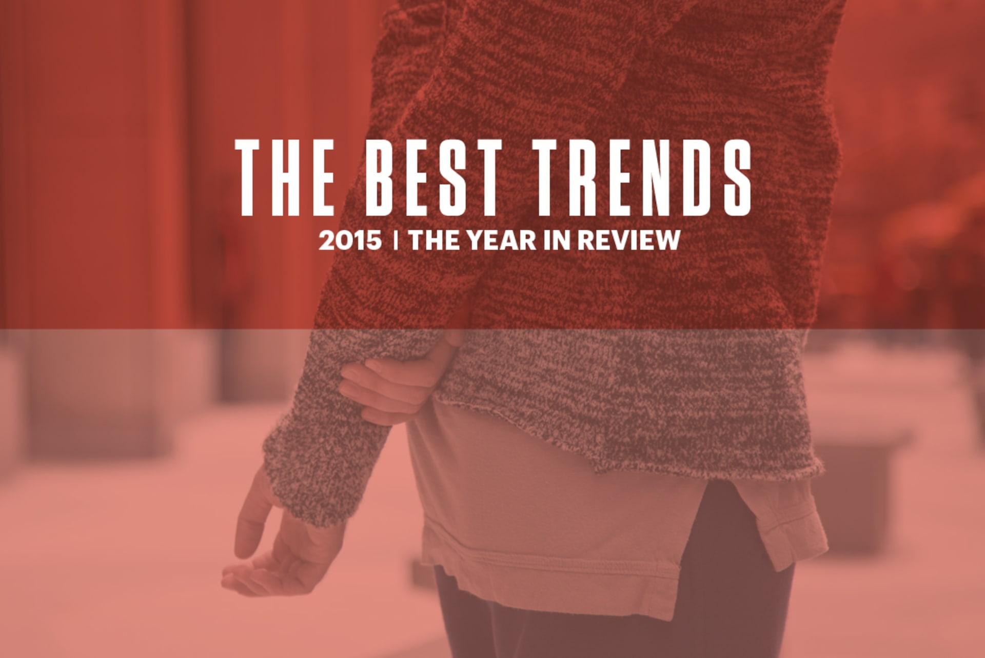 best trends 2015