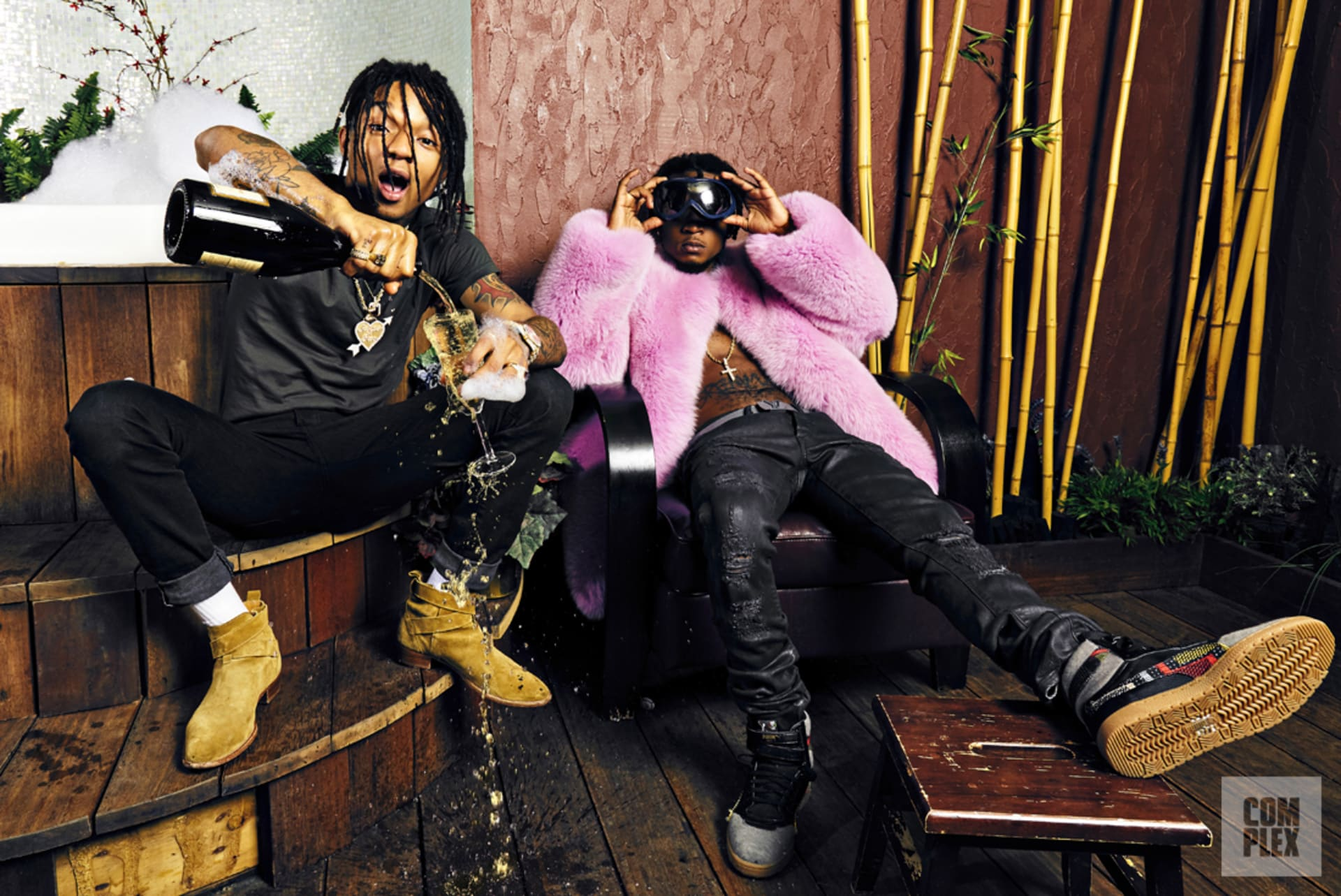 "Rae Sremmurd and the Hater-Proof Power of ""High Metabolism"