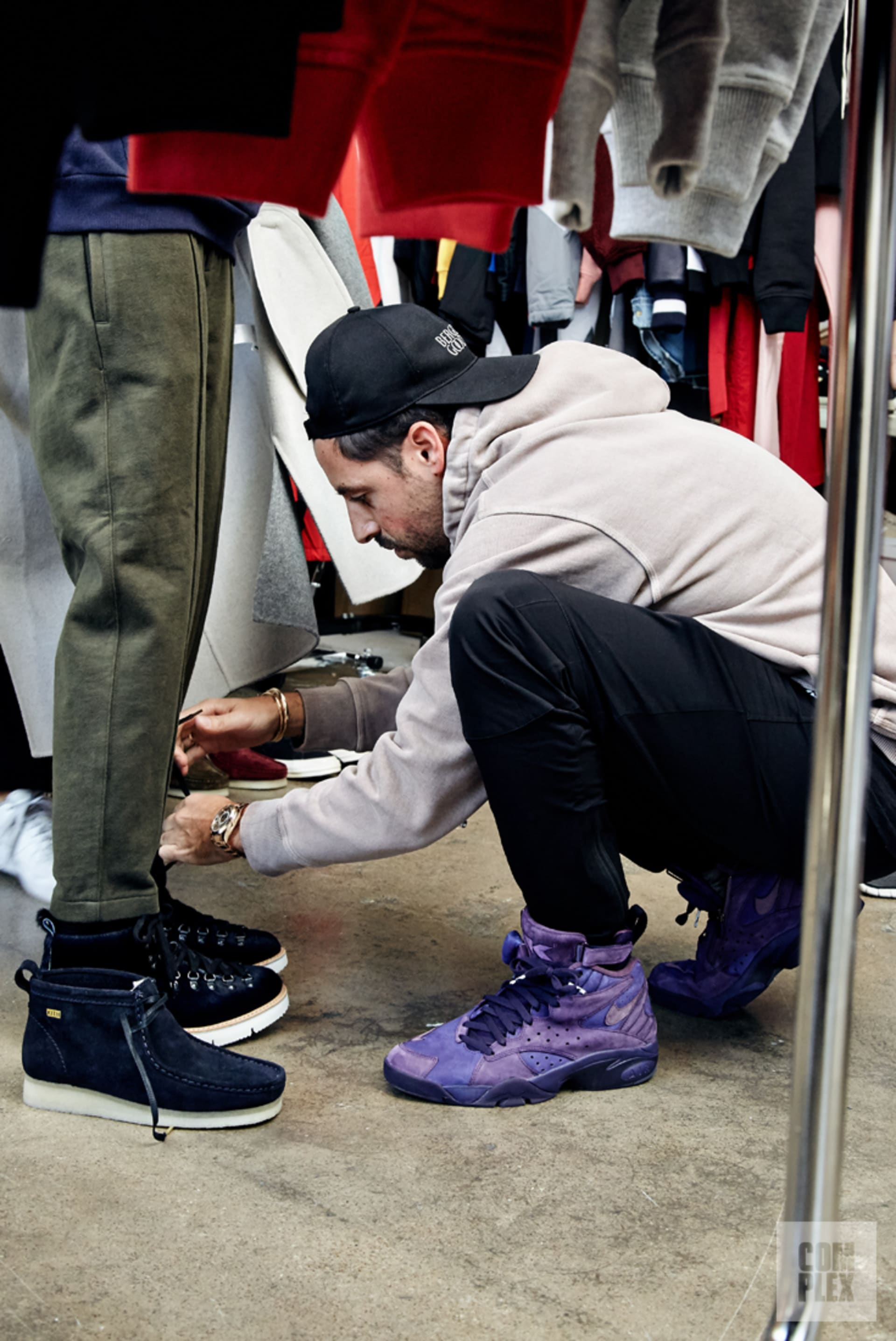 5380f83d Ronnie Fieg Talks Working With LeBron James and Scottie Pippen, and ...