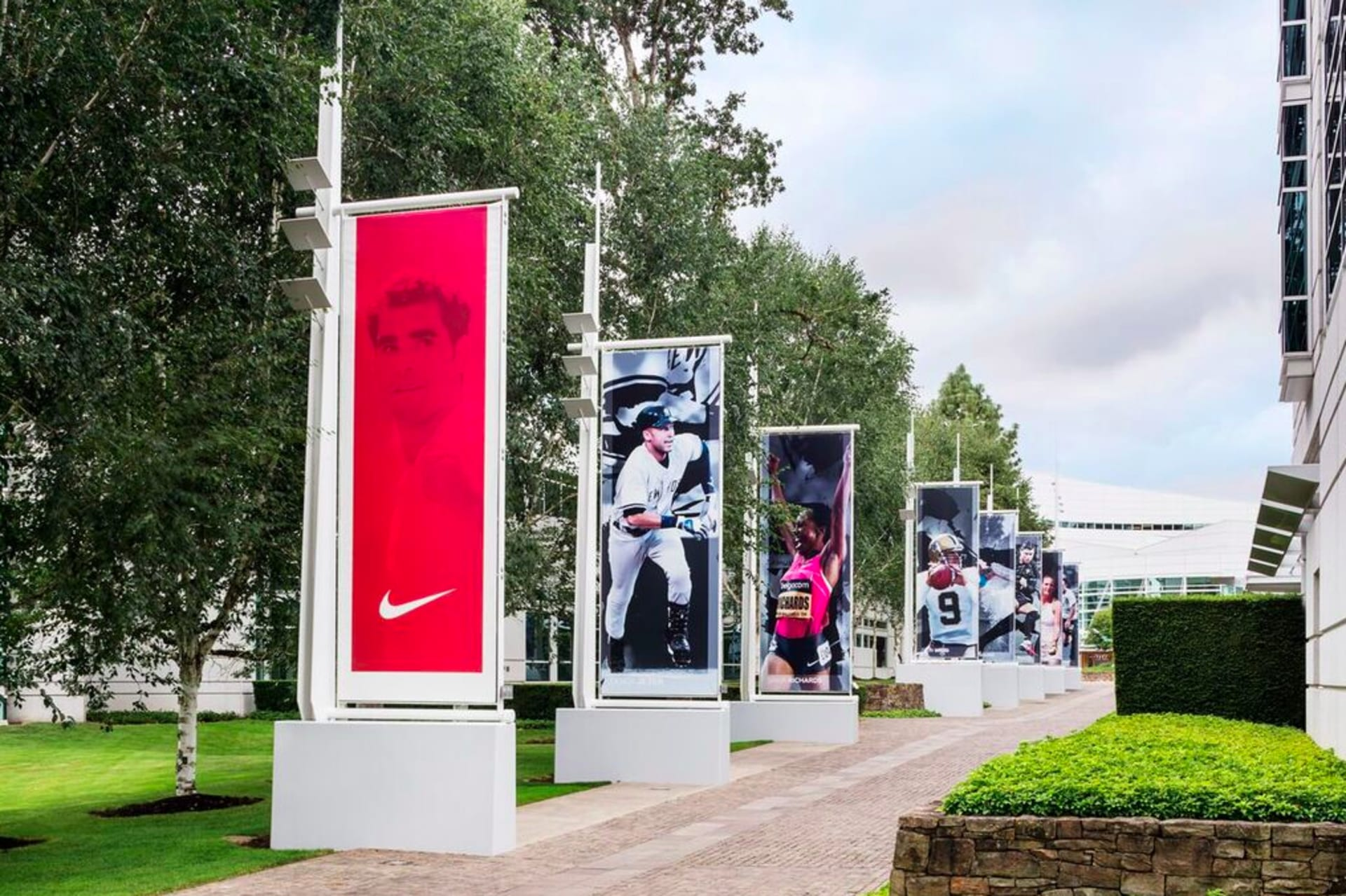 An In-Depth Look Inside Nike's Sprawling Oregon Headquarters