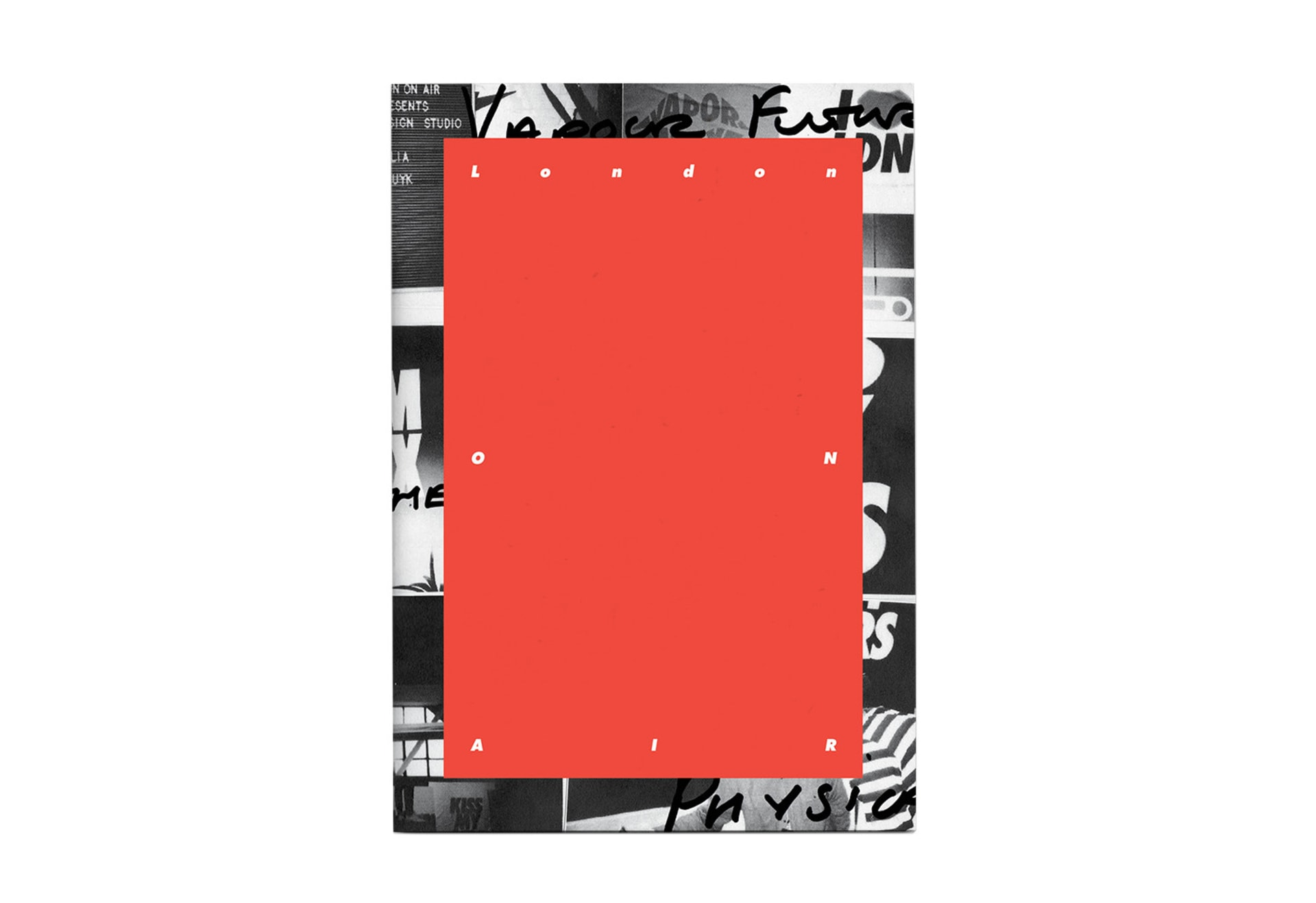 b846984a4e We Produced a Zine to Celebrate 30 Years of Air Max, 'London: ON AIR ...