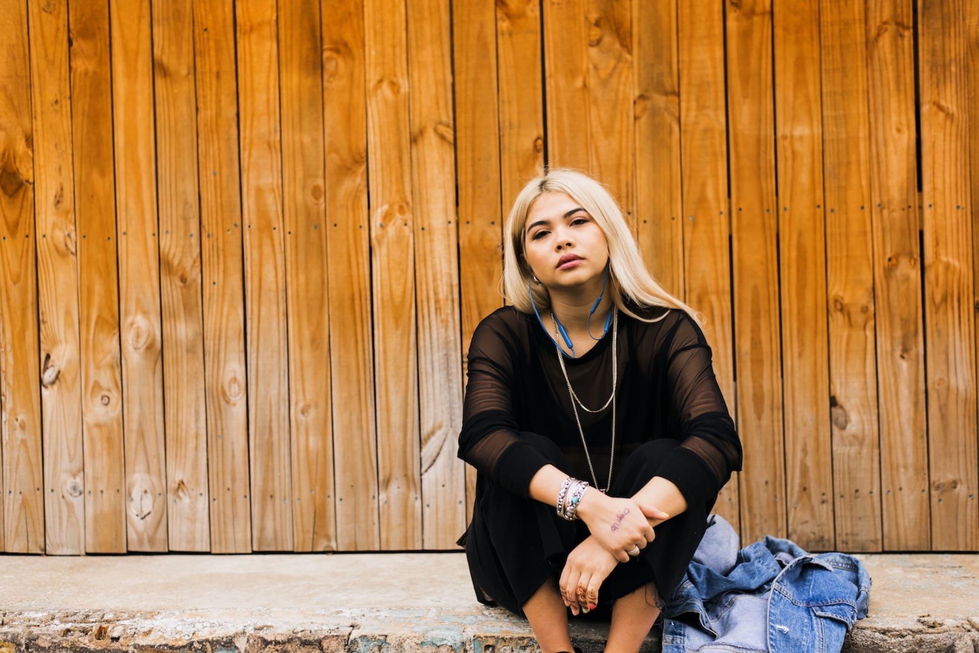 Hayley Kiyoko for Beats By Dre